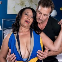 First Time on 60plusmilfs.com for Rochelle Sweet