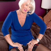 Hot 60 Plus Milf Jeannie Lou Gets Ass Fucked