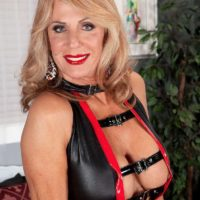 Sweet 60 + Model Phoenix Skye Wants A Creampie