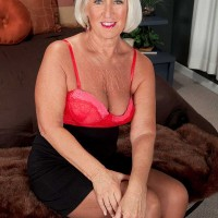 Two Schlongs For Over Sixty Milf Jeannie Lou